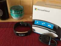 Microsoft Band 2 with GPS tracker smartwatch like Apple Watch 2 *works with iPhone