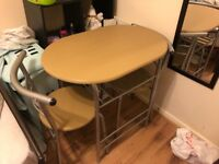 2 seater table and chairs