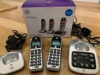 BT4600 phone set