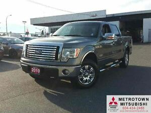 2010 Ford F-150 XLT 4x4, mint condition!