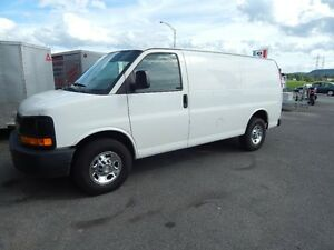2011 Chevrolet Fourgonnette Express utilitaire