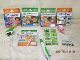 Leap Toys and games