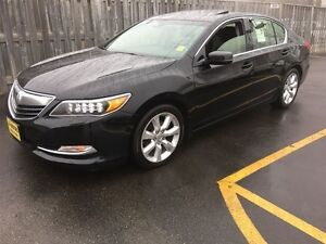 2014 Acura RLX Automatic, Leather, Back Up Camera, Only 38, 000k