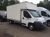 2011 Fiat Ducato Luton Box Van, One Owner