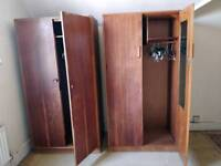FREE Solid wood wardrobes - 2 available