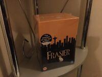 DVD box set of frasier