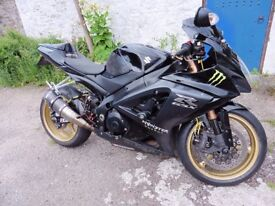 Suzuki GSXR 1000 K8 Motorcycle