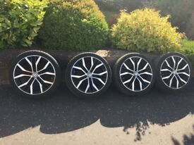 18' Santiago replica alloy wheels