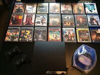 PlayStation 3 + 19 games