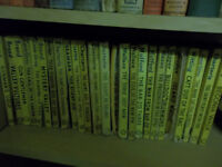 Collection of 25 Yellow Jacket books