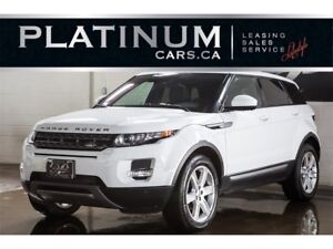 2015 Land Rover Evoque PURE PLUS, NAVI, CAM
