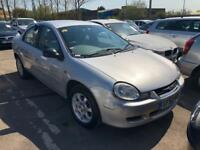 2003 Chrysler Neon Perfect. Mot. Leather