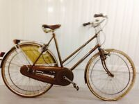 Classic Raleigh Dutch City bike Brooks edition Fully serviced