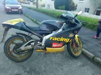 Aprilia rs125 full power 2000 (make a offer) none runner still for sell