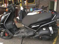 Yamaha BWS125