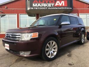 2009 Ford Flex Limited, Leather, WE APPROVE ALL CREDIT