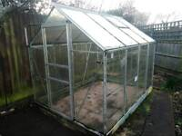 Free 6x8ft Greenhouse