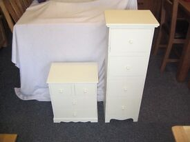 Tall 4 Drawer Chests and Small 2+2 Chests