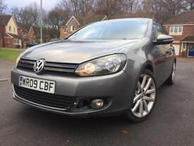 VOLKSWAGEN GOLF GT TDI 140BHP LONG MOT WELL MAINTAINED LOOKS GREAT DRIVES GREAT LOW MILEAGE