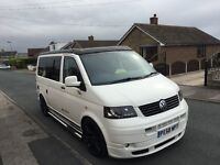 VW T5 Campervan Immaculate must be seen best example of its age 2.0 fully loaded