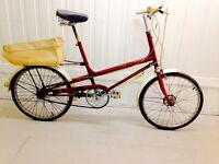 Vintage Shopper Bike 3 Speed Excellent Condition