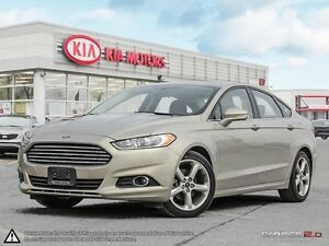 2016 Ford Fusion SE MODEL IN GREAT CONDITION!!