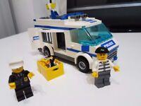 LEGO City Police Van Prisoner Transporter 7286