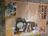 Wallace and grommit alarm clock