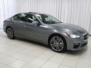 2015 Infiniti Q50 --------$1000 TOWARDS ACCESSORIES, WARRANTY OR