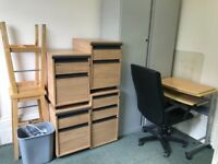 Office furniture for sale - cheap prices. Bulk offers excepted if buying multiple!