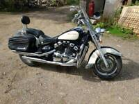 Yamaha royal star xvz 1300 4 cylinder