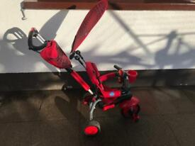 Smart Trike Red