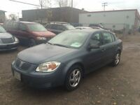 2005 Pontiac Pursuit 1400$ TAX ET TRANSIT INCLUS 514-692-0093