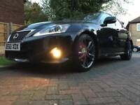 Lexus IS 250 F Sport 2010
