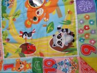 Extra large baby play mat