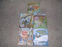 5 Children's Favourite Classic Story Books