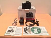 CANON 6D in excellent condition