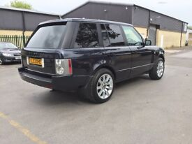Range Rover l322 vogue