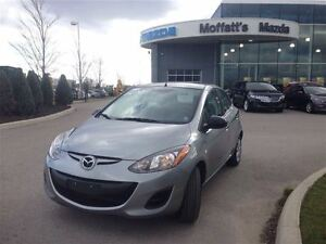 2014 Mazda MAZDA2 GX w/ AIR - DON'T MISS OUT ON A GREAT BUY