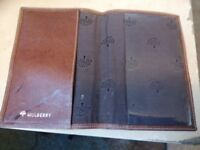 Mulberry Passport Cover