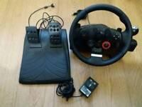 Logitech Driving Force GT (DFGT)