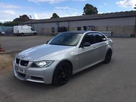 BMW 320 d m sport edition full service history