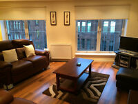 1 BED FLAT - SHORT TERM SERVICED APARTMENT - GLASGOW CITY CENTRE