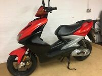 MBK Nitro Scooter (Yamaha Areox) 50cc