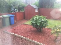 Well presented lower cottage flat for rent in Cardonald