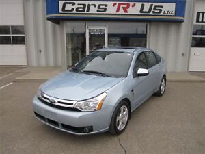 2009 Ford Focus SEL AUTO LEATHER MOON ROOF ONLY 81K!