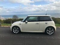 MINI COOPER S SUPERCHARGED (180 bhp)