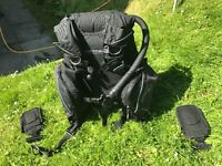Buddy Commando BCD with integrated weight pockets - Size Medium