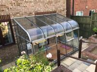 🏠⛱ Crittal Warmlife lean-to conservatory