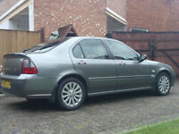 Rover 45 1.4GLI 2005. Quick sale required. Very nice condition. Long MOT. only 71600 miles £595